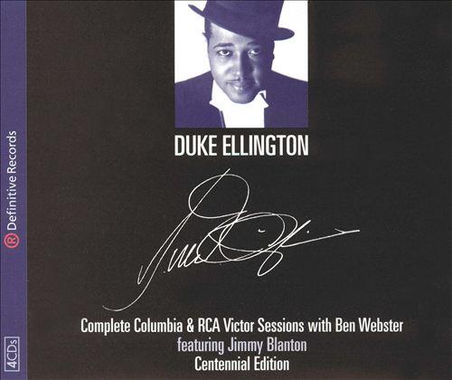 Duke Ellington: Complete Columbia and RCA Victor Sessions
