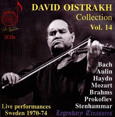 Oistrakh Collection, Vol. 14