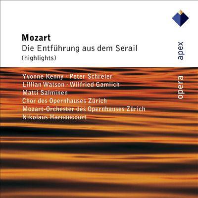 Mozart: Die Entführung aus dem Serail (Highlights)