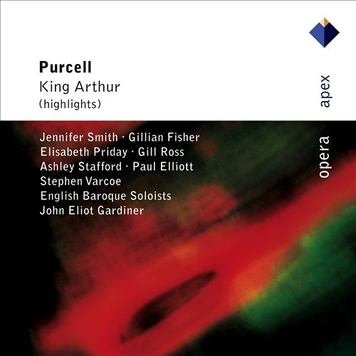 Purcell: King Arthur [Highlights]