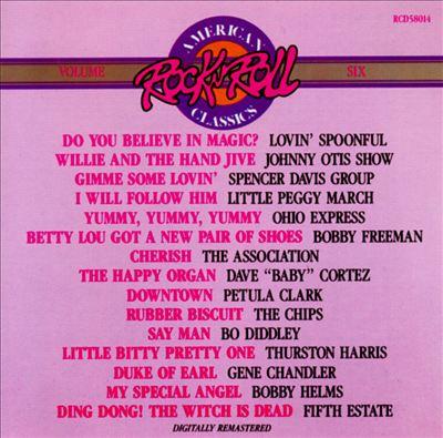American Rock 'N' Roll Classics, Vol. 6