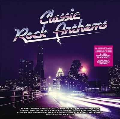 Classic Rock Anthems [Demon]
