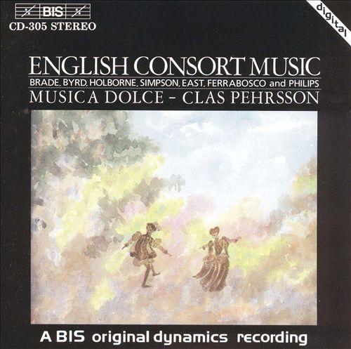English Consort Music