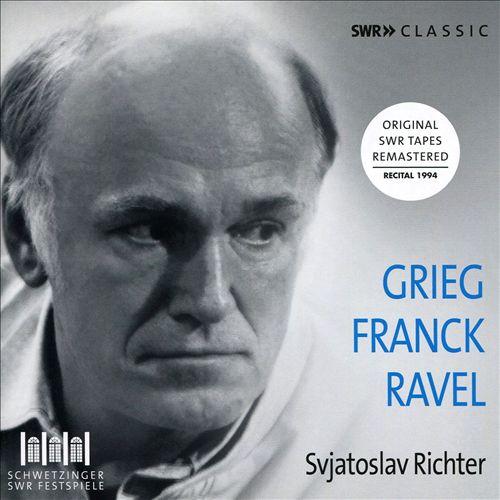 Grieg, Franck, Ravel