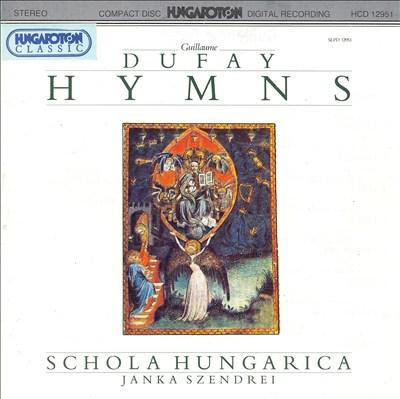 Dufay: Hymns