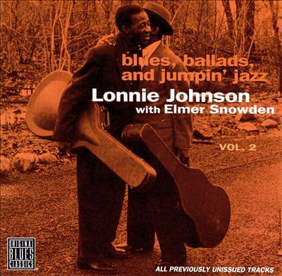 Blues, Ballads, and Jumpin' Jazz, Vol. 2