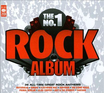 No. 1 Rock Album