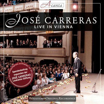 José Carreras: Live in Vienna