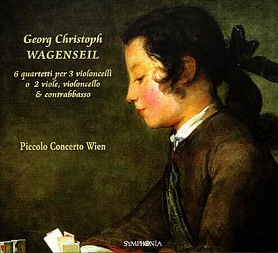 Wagenseil: 6 Quartets