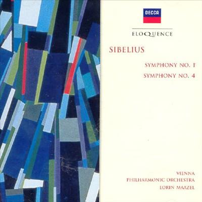 Sibelius: Symphonies Nos. 1 & 4 [Australia]