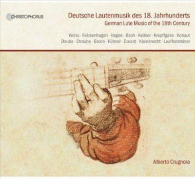 Deutsche Lautenmusik des 18. Jahrhunderts
