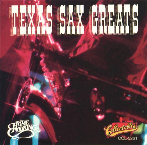 Texas Sax Greats