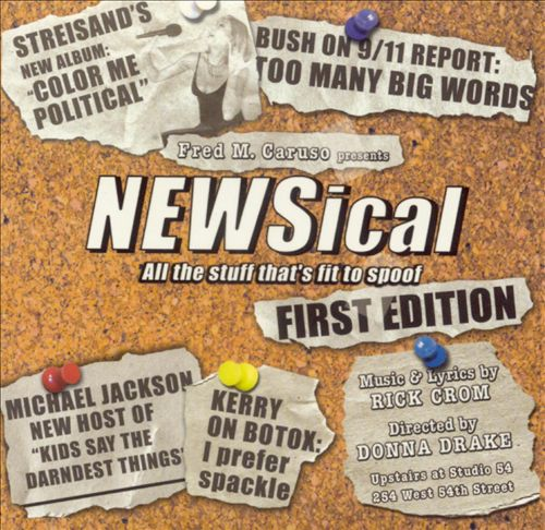 Newsical: All the Stuff That's Fit to Spoof