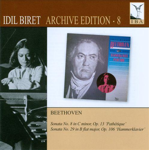 Beethoven: Sonatas Nos. 8