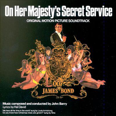 On Her Majesty's Secret Service [Original Motion Picture Soundtrack]