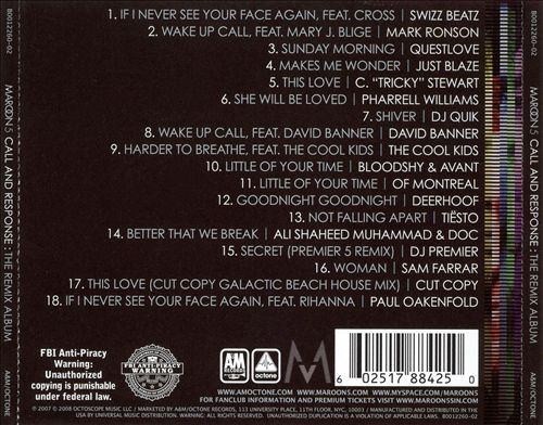 Call and Response: The Remix Album