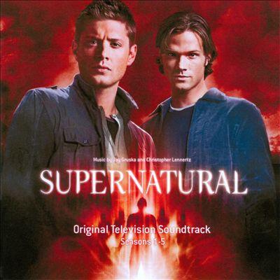 Supernatural, Seasons 1-5 [Original Television Soundtrack]