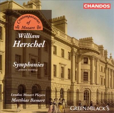 William Herschel: Symphonies