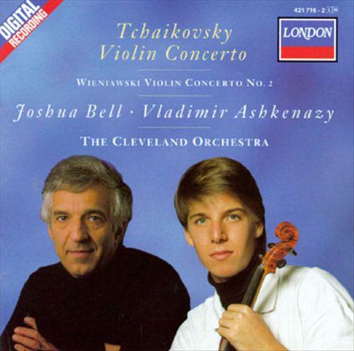 Tchaikovsky, Wieniawski: Violin Concertos