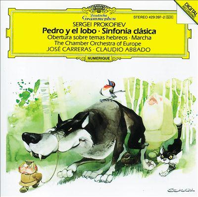 Sergei Prokofiev: Pedro y el Lobo; Sinfonía Clásica