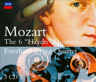 Mozart: The 6 Haydn Quartets
