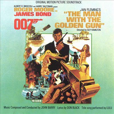 The Man with the Golden Gun [Original Soundtrack]