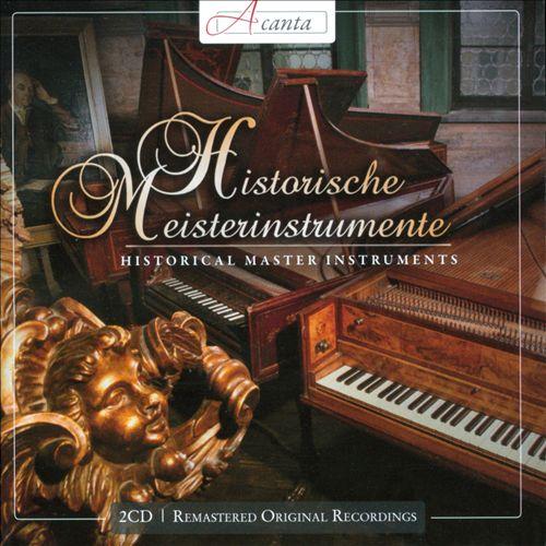 Historische Meisterinstrumente im Händel-Haus, Halle