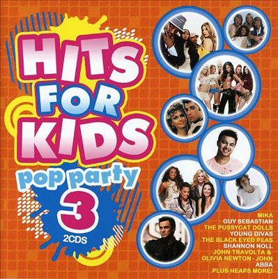 Hits for Kids: Pop Party, Vol. 3