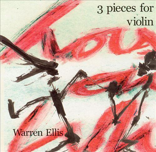 3 Pieces for Violin