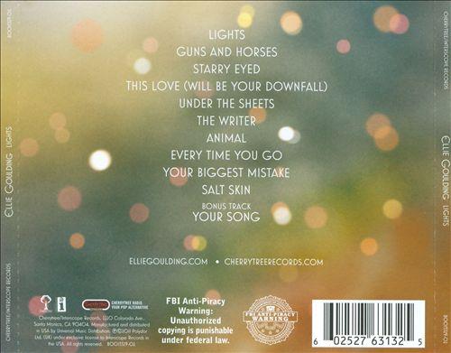 Lights [U.S. Edition]