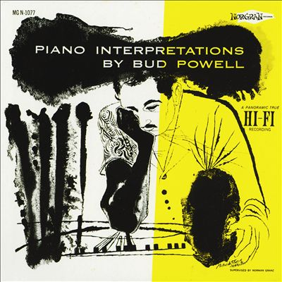 Piano Interpretations by Bud Powell