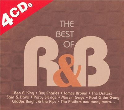 The Best of R&B [Madacy]