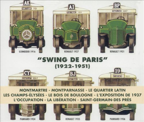Swing de Paris 1922-1951