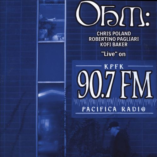 Live on KPFK 90.7 FM
