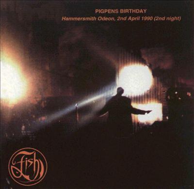 Pigpen's Birthday