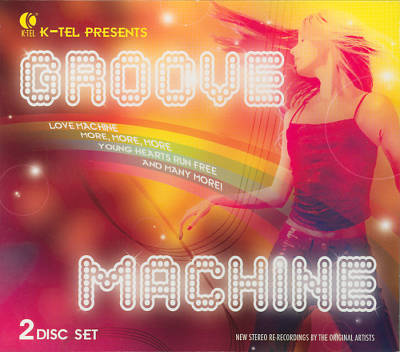 K-Tel Presents: Groove Machine