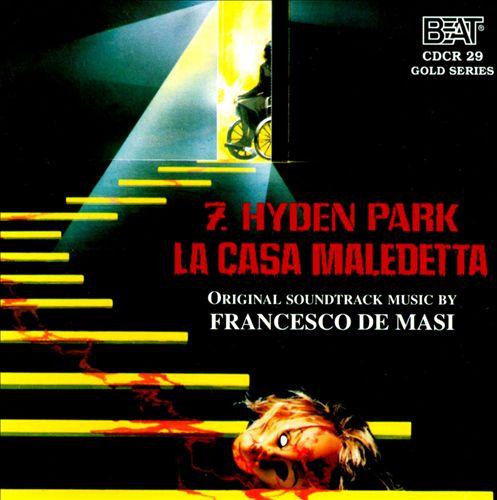 7 Hyden Park: La Casa Maledetta / Seven Murders for Scotland Yard [Original Soundtracks]