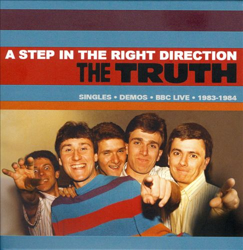 A Step in the Right Direction: Singles/Demos/BBC Live 1983-1984