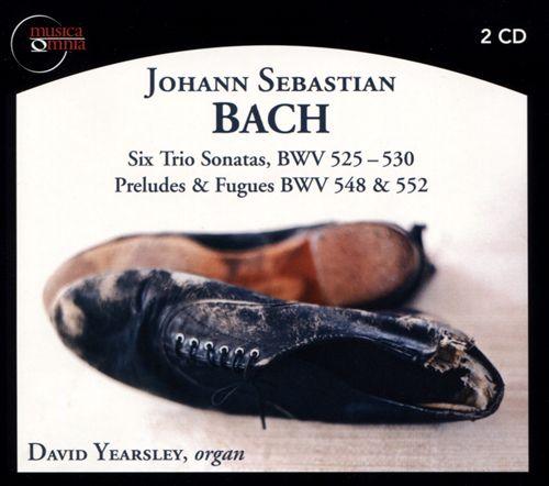Trio Sonata for organ No. 6 in G major, BWV 530 (BC J6)
