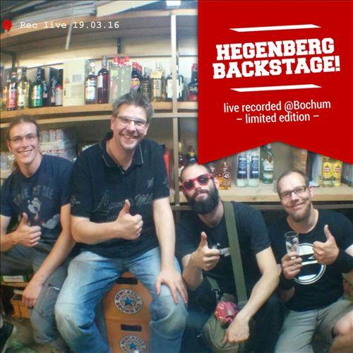 Hegenberg Backstage [Live aus dem Proberaum]