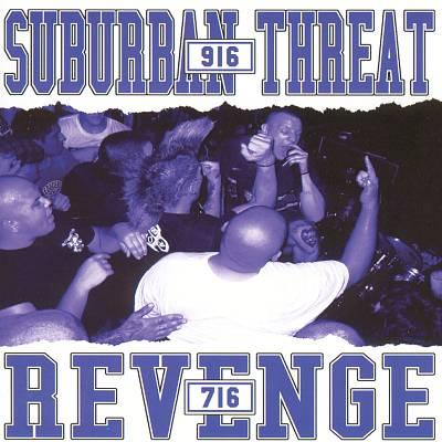 Suburban Threat/Revenge [Split CD]