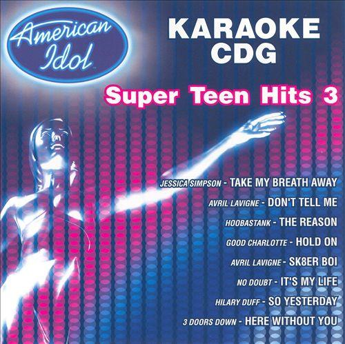 American Idol Super Teen Hits, Vol. 3