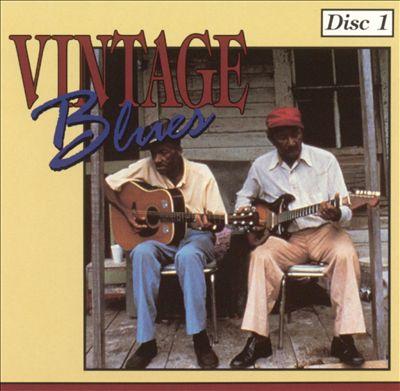 Vintage Blues, Vol. 1 [Madacy]