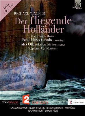 Wagner: Der Fliegende Hollander [Video]