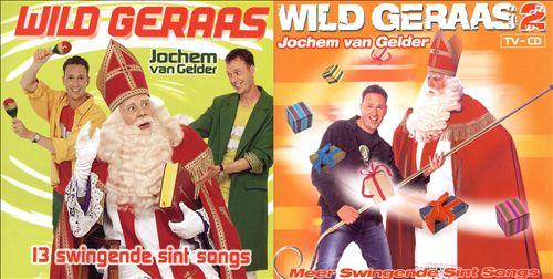 Wild Geraas, Vol. 1 & 2