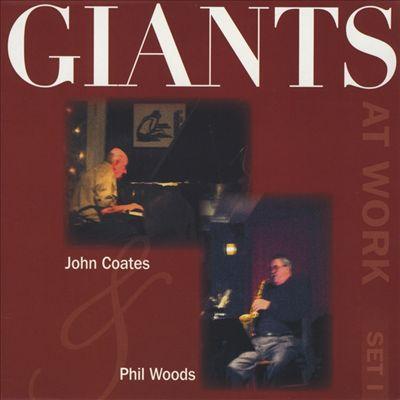 Giants at Work Set 1