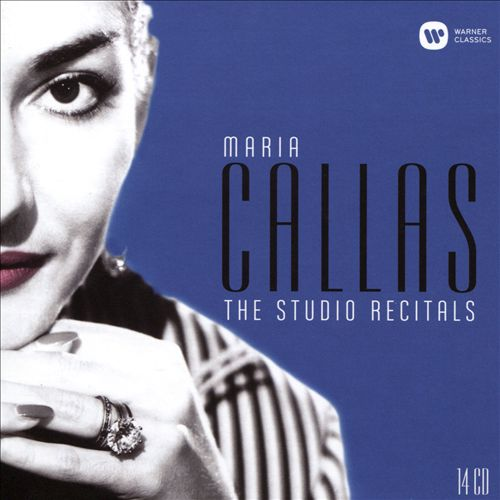 The Complete Studio Recitals