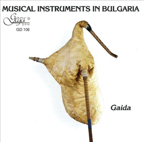 Musical Instruments in Bulgaria - Gaida