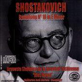 Shostakovich: Symphony No. 10 in E minor