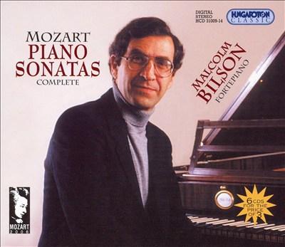 Mozart: Piano Sonatas, Complete